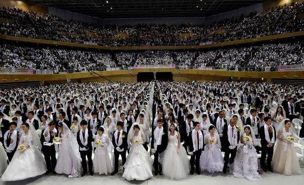 Huw Rees Brides En Mass
