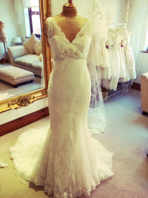 Ellis Style number: 11329 Size: UK 12 Was: £1,499 / Now £600