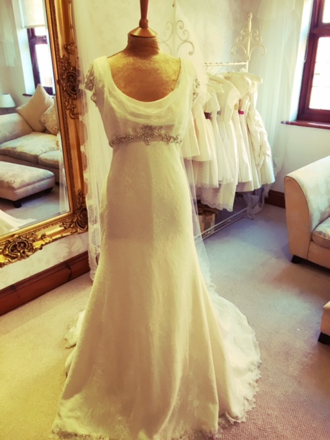 Ellis Style no: 11417 Size: UK 14 Was £ 1,380 / Now £600