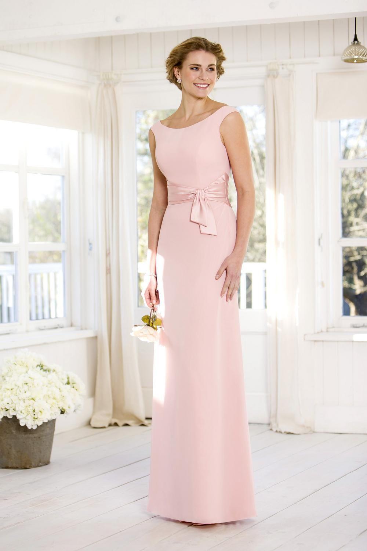 True Bride Bridesmaid 2017 Collection M101 Middle Dress M704