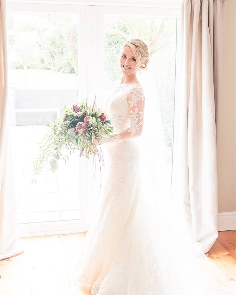 Real bride lauren davies
